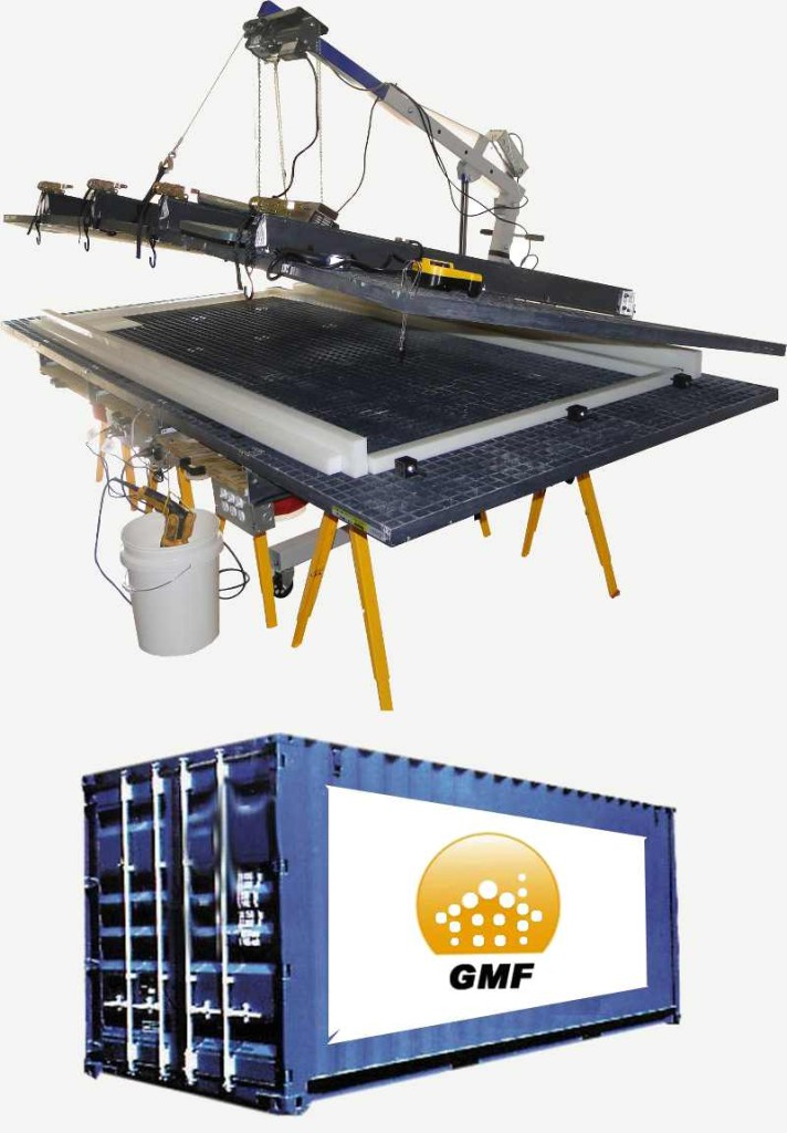 Sip Panel Building System Universal Sip Panel Press