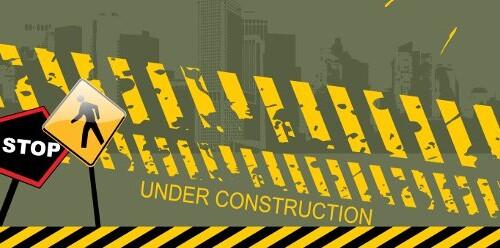 construction de bâtiments temporaires