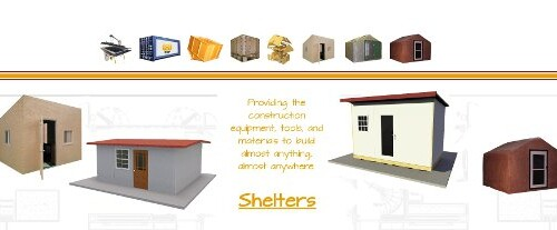 build-disaster-relief-shelters