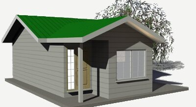 Affordable house construction leading sustainable future