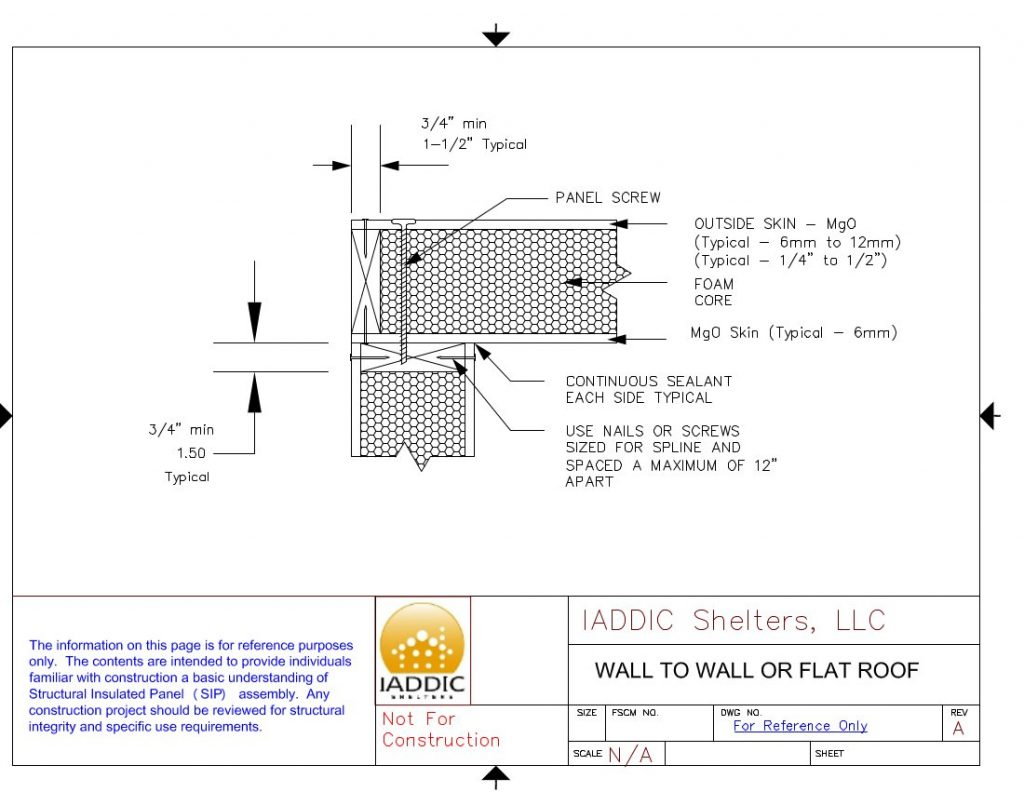 Sip design center and detail drawings free download for Sip panels texas