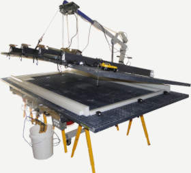 manual pbs3000 for sip panel manufacturing