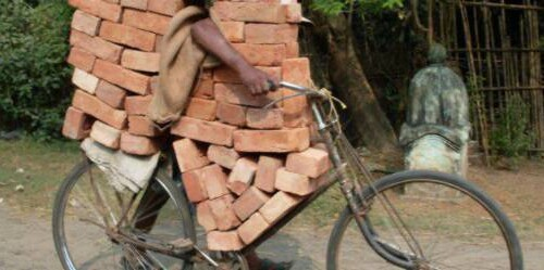 affordable housing building materials - bricks